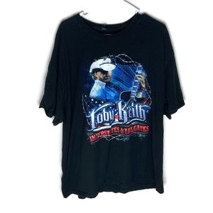 """Toby Keith """"Interstate & Tailgates"""" Tour Shirt"""